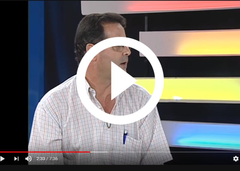 Entrevista al autor-top coach JUAN CARLOS DÍEZ POSADA en el Canal Televid
