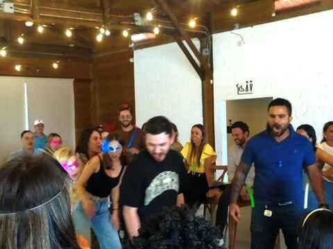 ¡BingoShow ONLINE! ¡WOW! Esta es otra fantástica oferta de PURO ENTRETENIMIENTO para las empresas. ¡A disfrutar en grande!