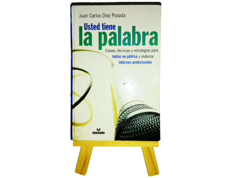 USTED TIENE LA PALABRA | Excelencia en oratoria y presentaciones de alto impacto