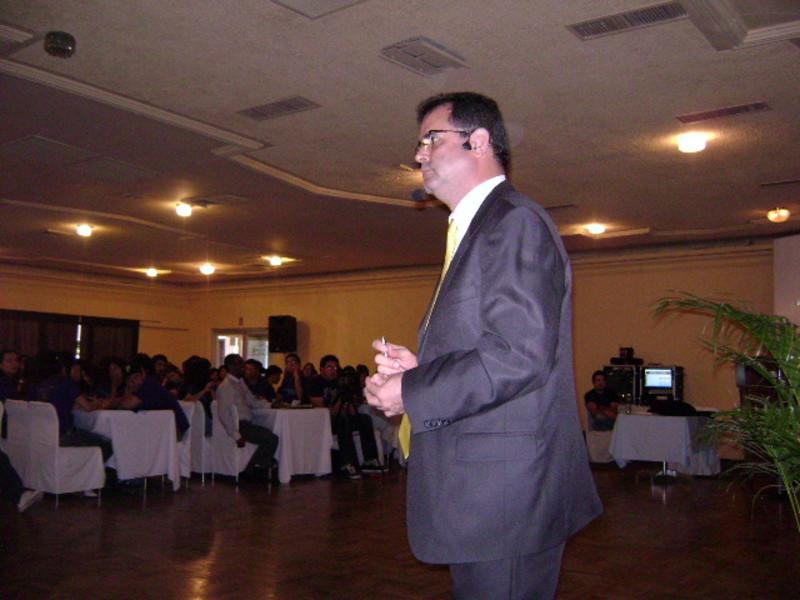 Imágenes y video. Congreso Internacional en Sonora, México