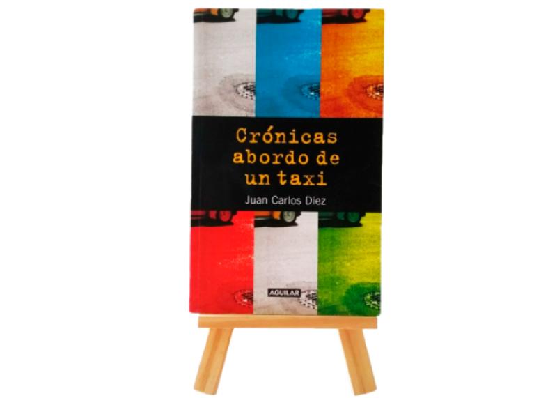 CRÓNICAS ABORDO DE UN TAXI | Derechos adquiridos por Alfaguara (sello Planeta)