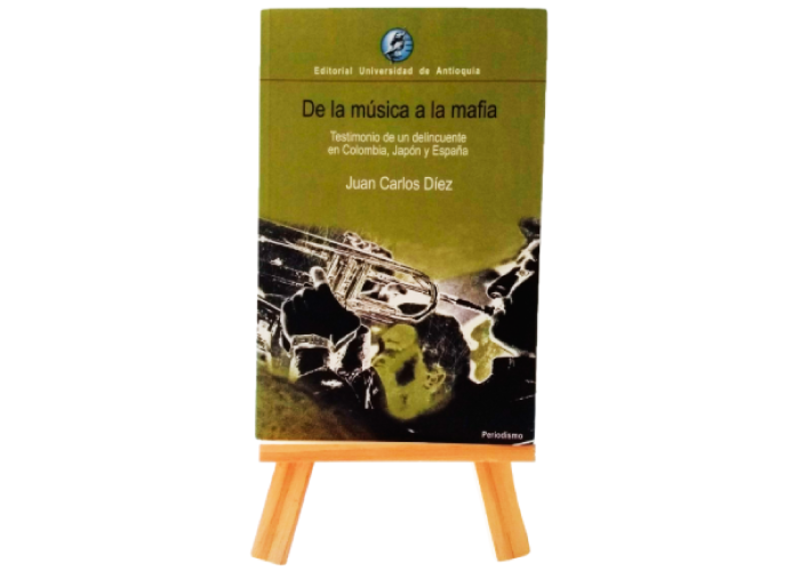 DE LA MÚSICA A LA MAFIA   Crónica periodística ¡cinematográfica!