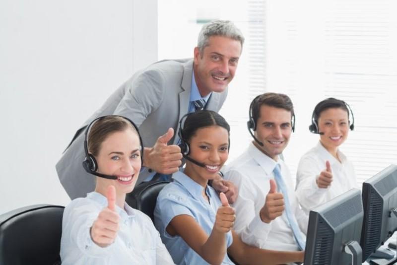 Atención telefónica y Gestión de televentas